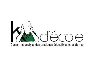 K D'ECOLE