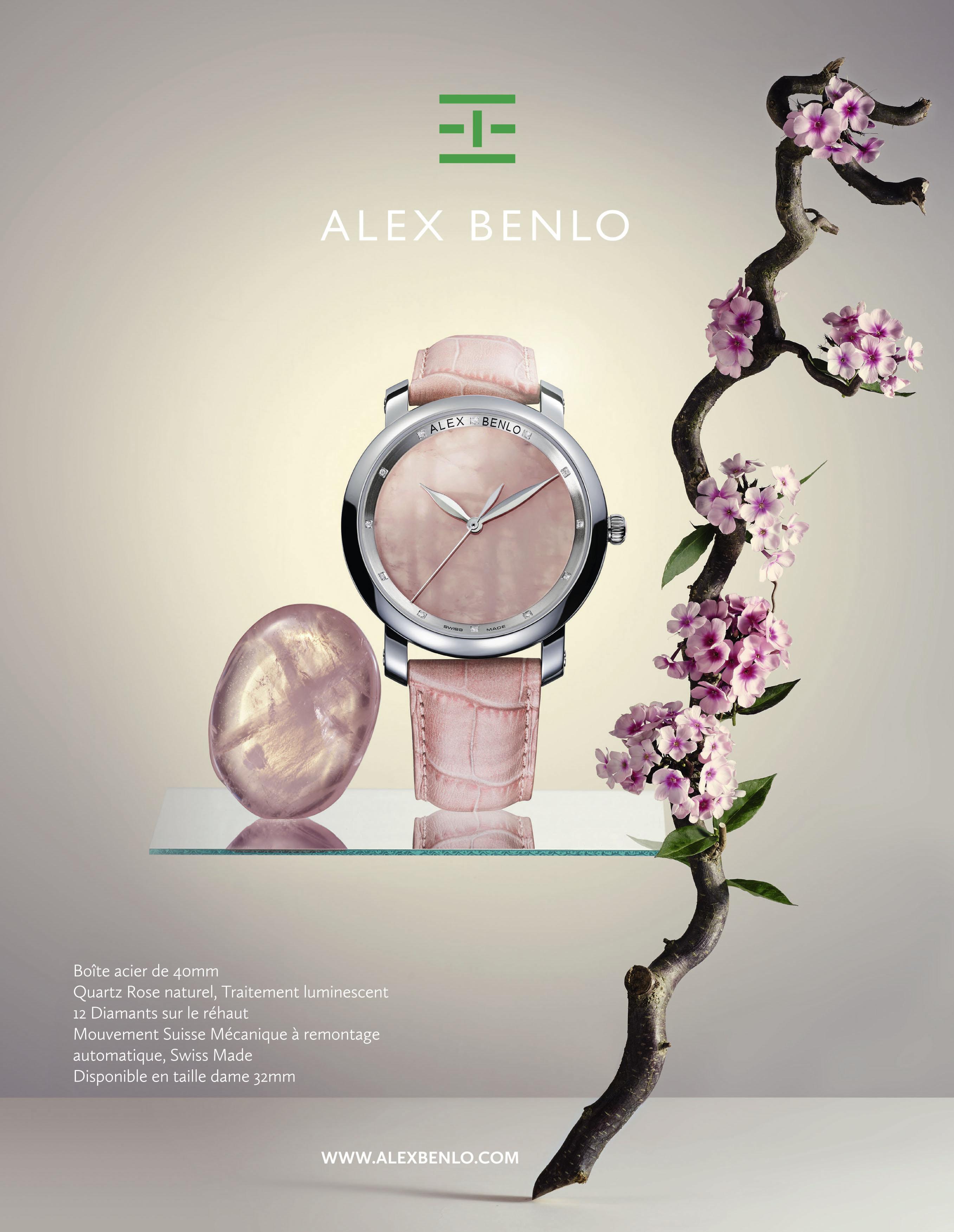 ALEX BENLO